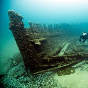 History Meets Technology in Shipwreck Alley
