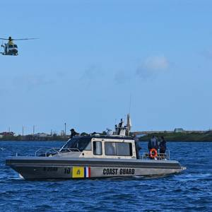 Metal Shark Delivers New Patrol Boats in Aruba