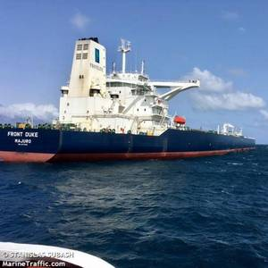 Tanker Firm Frontline Keeps Barstad as Permanent CEO