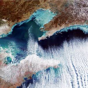 Sea Ice Could Disrupt Shipping in Northern China