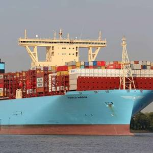 Maersk Heads Drive to Decarbonize Shipping Sector