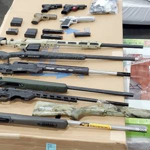 Iraqi Man Charged for Smuggling Guns through Port of Savannah