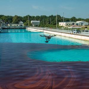 New Oil Spill Tech Solutions Put to the Test
