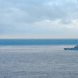 Russia, China, Iran start IO Naval Drills
