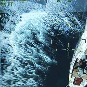 Bulker Rescues Sailors Caught in Rough Seas
