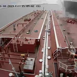 Excessive Speed a Factor in 2019 Houston Ship Channel Collision -NTSB