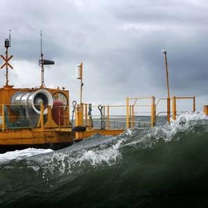 Irish Wave Buoy to Be Deployed at US Navy Test Site