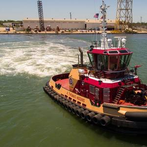 Eastern Delivers Tug to Bisso Offshore