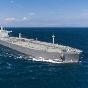 Sumitomo Selects Light Structure Hull Monitoring for Aframax Tanker Pair