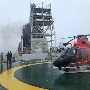 Nine Injured on Noble Drillship During Ida