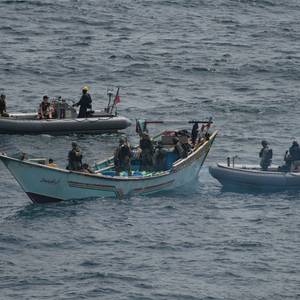 US Navy Seizes Thousands of AK-47s in the Gulf of Aden