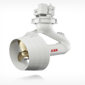 Oldendorff Orders ABB Azipods for Newbuild Bulkers