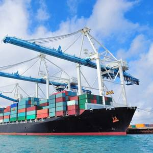 Global Shipping Rates Slump