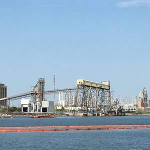 Four Confirmed Dead in Corpus Christi Dredge Fire
