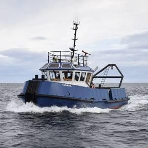 New Tug for Shoreham Port Authority