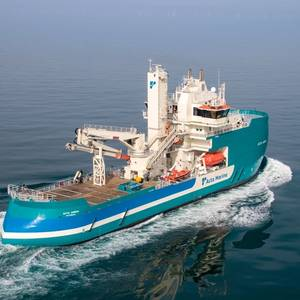 GE Charters Acta Marine's SOV for French Offshore Wind Farm Work