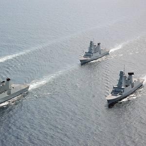 Fincantieri, Naval Group JV Starts