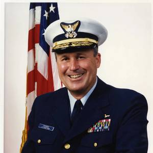 Former USCG Commandant Kramek Passes Away