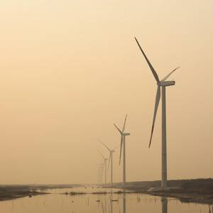 China to Lead Rising Wind Power Growth