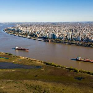 Parana River Level Drops to 77-year Low. Argentina Declares State of Emergency