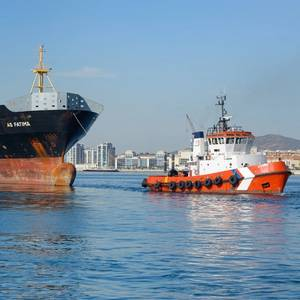 Gibdock Brings in Containership Trio