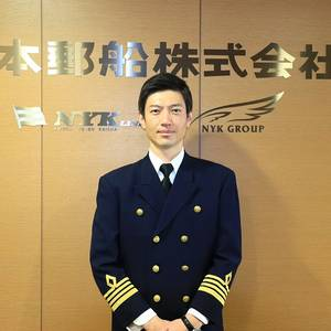 An NYK First: Internally Trained Seafarer Promoted to Captain