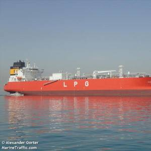 First LPG Shipped from Ichthys Project