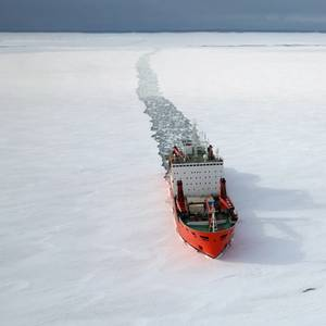 New Thruster Solutions Developed for Arctic Shipping