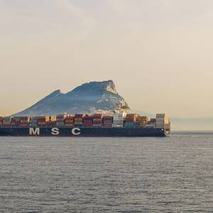 MSC Eyes Hydrogen as Containership Fuel