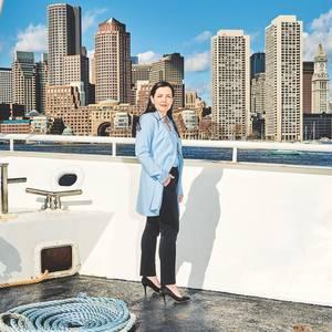Interview: Alison Nolan, GM, Boston Harbor Cruises