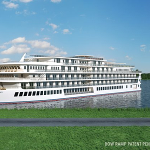 ACL's Next Riverboat Nears Completion