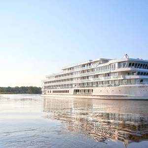 New Riverboat Delivered to American Cruise Lines