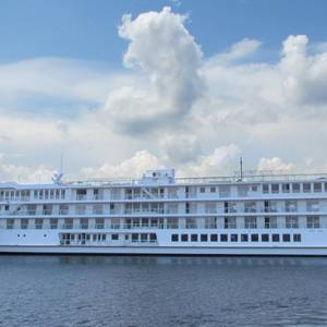 New US Riverboat American Song Nearly Complete