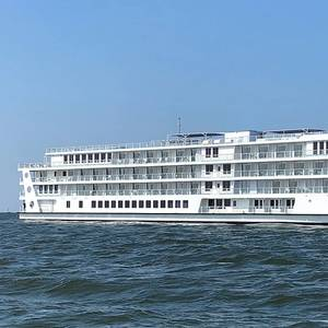ACL's Newest Riverboat Passes Sea Trials