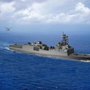 Fincantieri Wins $795 Mln US Navy Guided Missile Frigate Contract