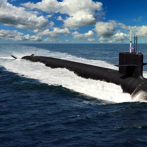 General Dynamics Awarded $9.47 Bln Submarine Construction Contract