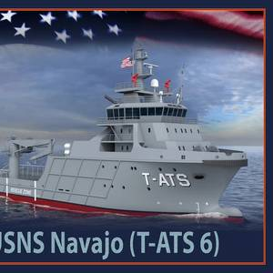 NAVY: New Class of Ship Named Navajo