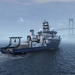 URI Unveils Name of New Research Vessel