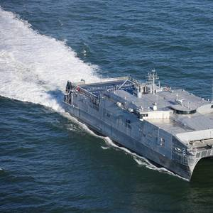 Austal Delivers Fourth Ship to Navy for 2018