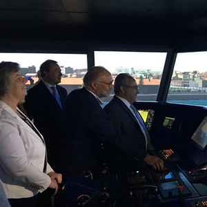 Wärtsilä Simulators for New Portuguese Facility