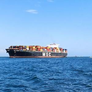 Australia Seizes Cocaine from Containership MSC Joana