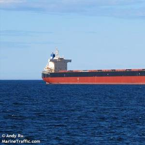 Bulker Captain Missing