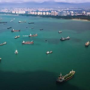 Singapore's Bunker Market Rallies