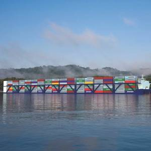 Public-Private Project Promises to Revive America's Marine Highway