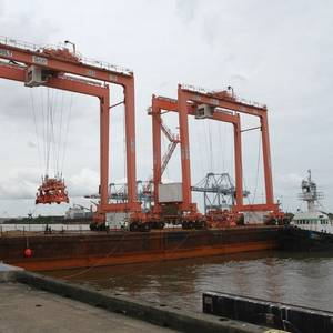 Port of Mobile Reports Record Growth