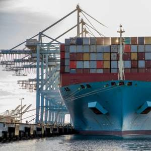 Port of LA on Pace to Surpass 9 Mln TEU in 2017