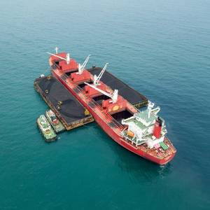 Baltic Dry Index Eases on Capesize, Panamax Slide