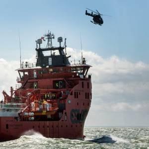 Offshore Vessel Participates In Anti-terrorism Drill
