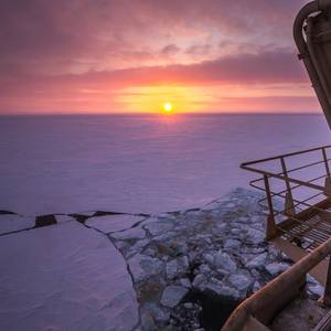 Maersk Explores Arctic Shipping Route with Russia