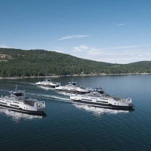 Damen Snags Ferry Order from B.C. Ferries